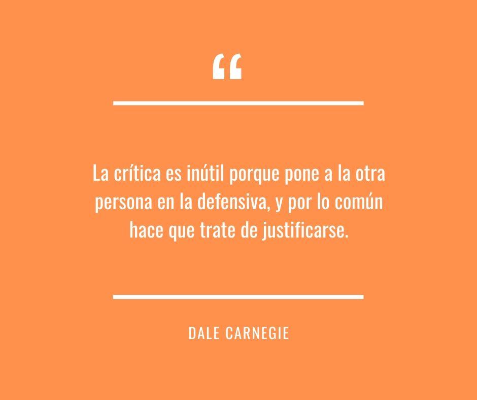 Dale Carnegie frases