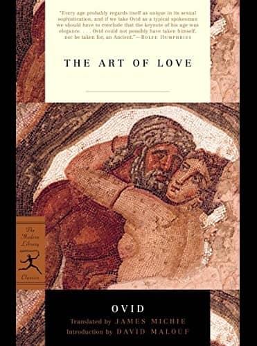 El arte de Amar Ovidio