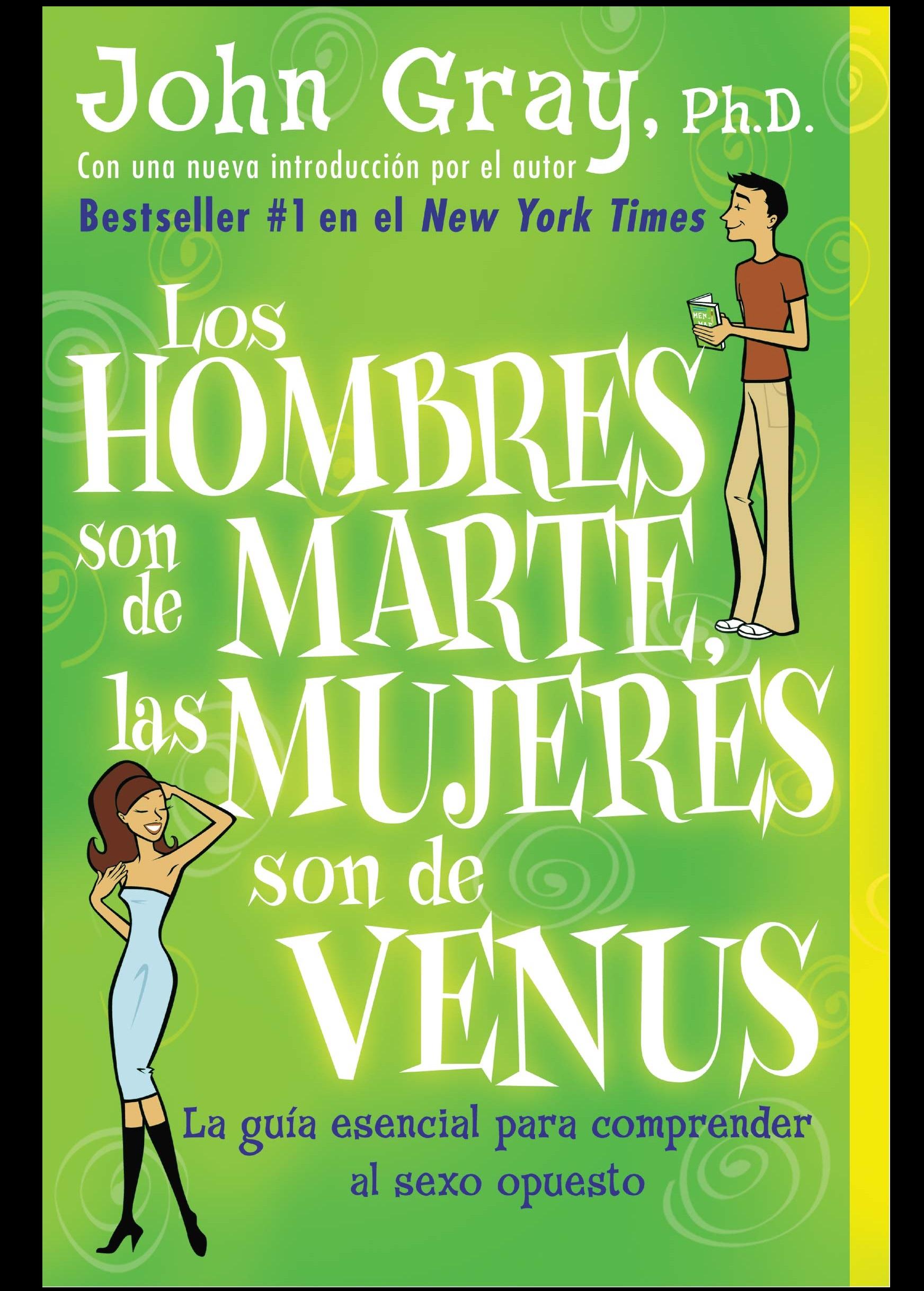 Los Hombres Son de Marte y Las Mujeres de Venus Resumen